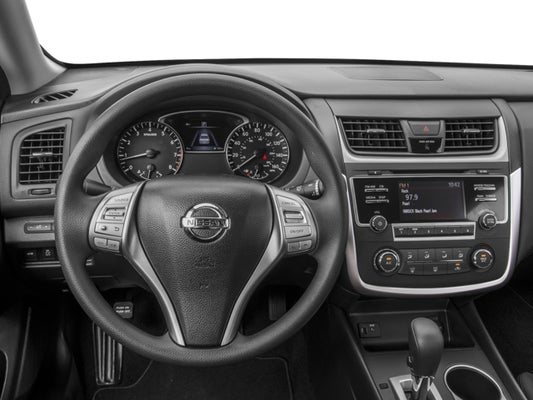 2016 Nissan Altima 2.5 S >> 2016 Nissan Altima 2 5 Sv