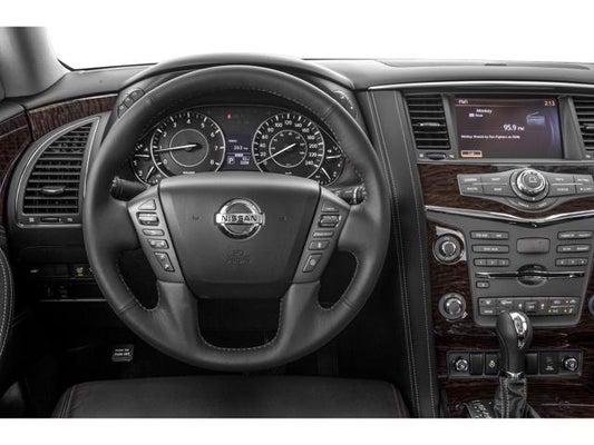 2019 Nissan Armada Platinum For Sale Avon In Andy Mohr Avon Nissan