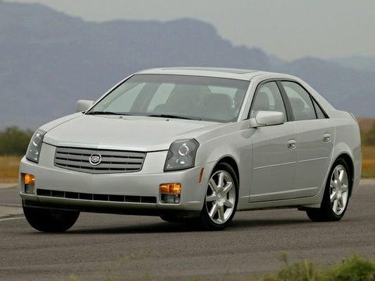 2006 Cadillac CTS Base 1SB