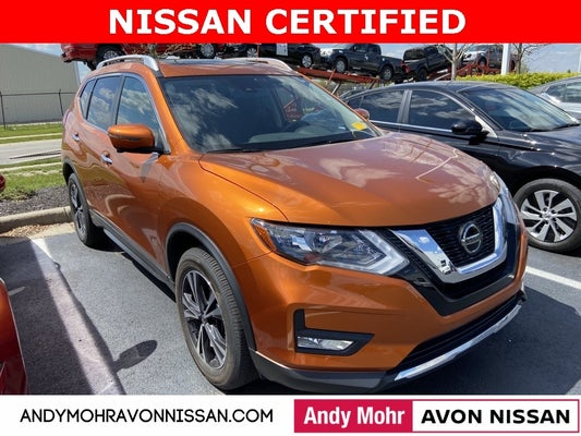 2019 nissan rogue sv for sale avon in andy mohr avon nissan. Black Bedroom Furniture Sets. Home Design Ideas