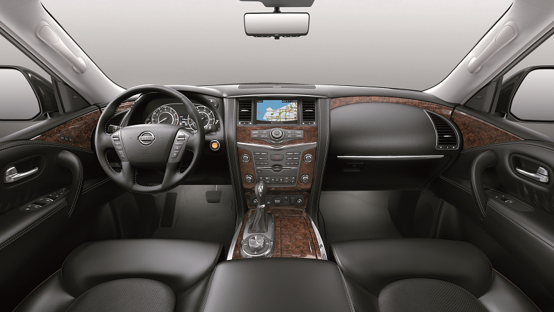 2019 Nissan Armada Review Avon In Andy Mohr Avon Nissan